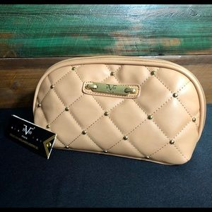 """Other - Beautiful make up bag; approx. 11""""x6""""x4"""""""
